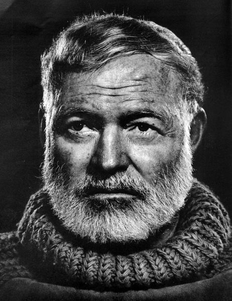Hemingway's sayings about death, seattle funerals